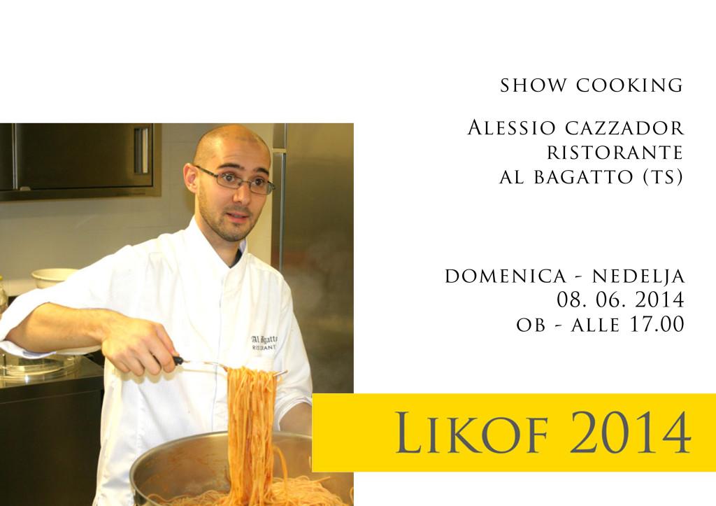 show cooking cazzador