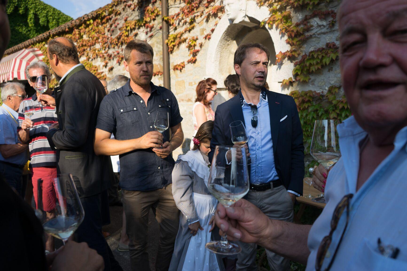 Likof 2015 inaugurazione otvoritev San Floriano del Collio Števerjan (FVG)